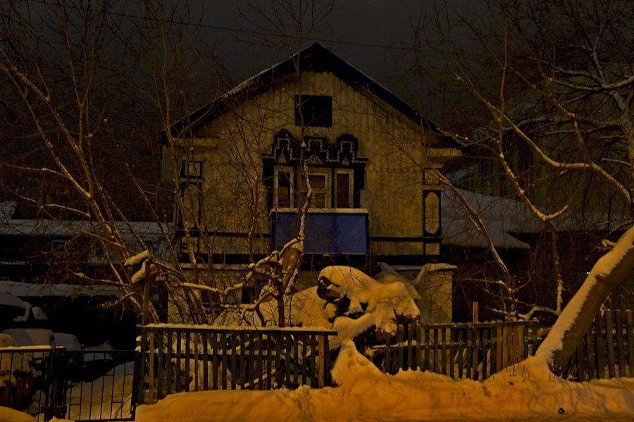 Дом Ольги Соломоновны Мелешко