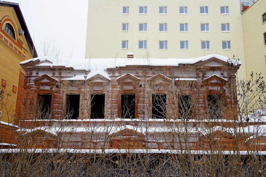 Дом фотографа Третьякова