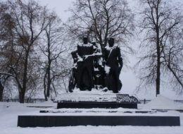 Сквер Решетникова