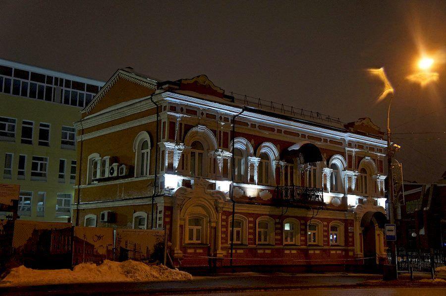 Доходный дом Масленниковой
