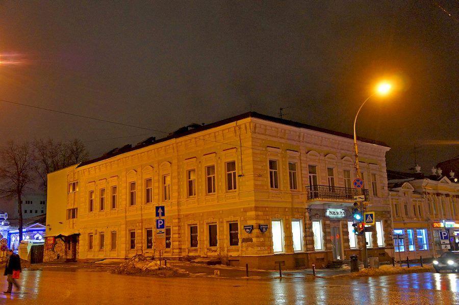 Дом Любимовой