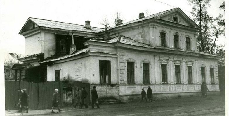 Дом купца Гаврилова
