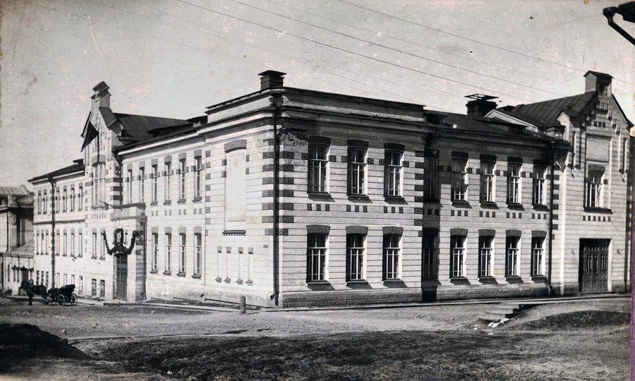 Больница Граля