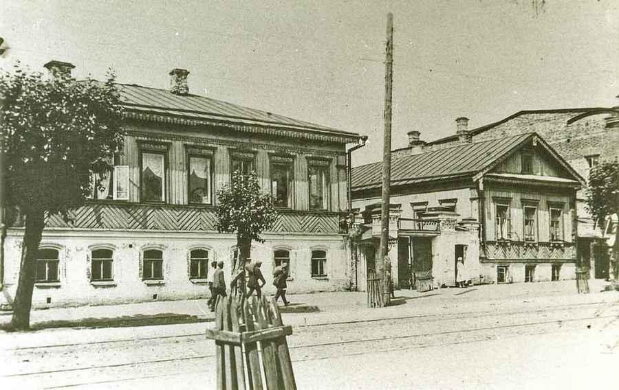 Дом купцов Сорокиных