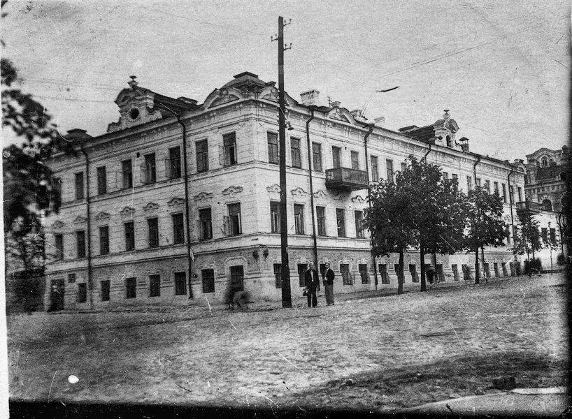 Дом Кувшинского