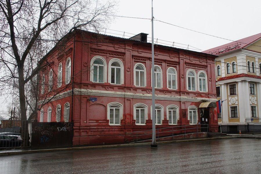 Дом Телегина