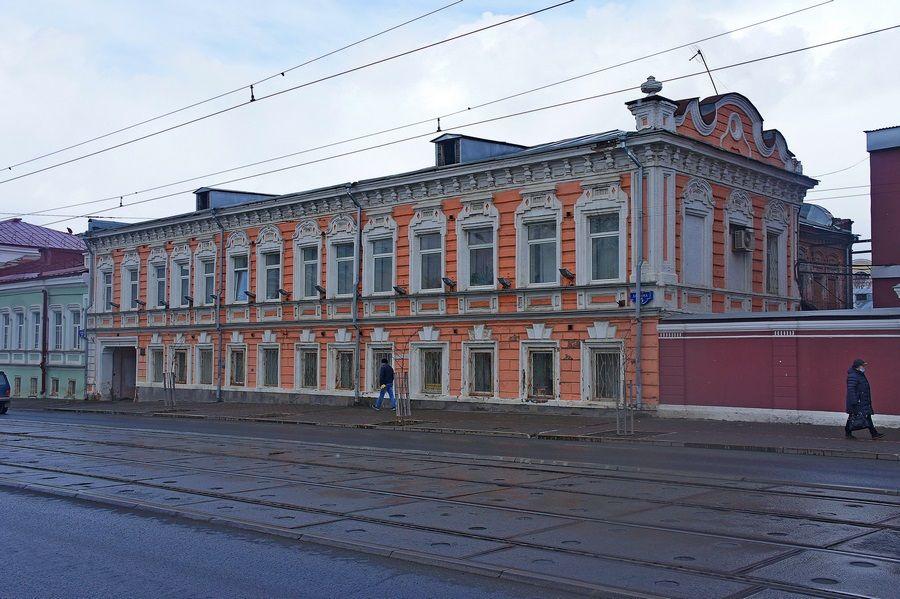 Дом Бахаревых