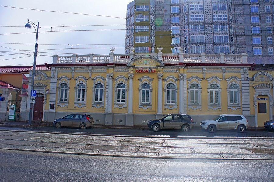 Дом купца Н.И. Михайлова