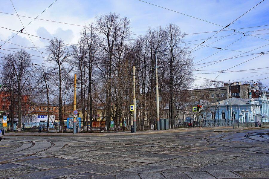 Сквер Грибушиных