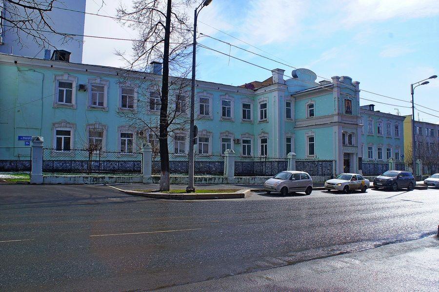 Пермская краевая клиническая больница