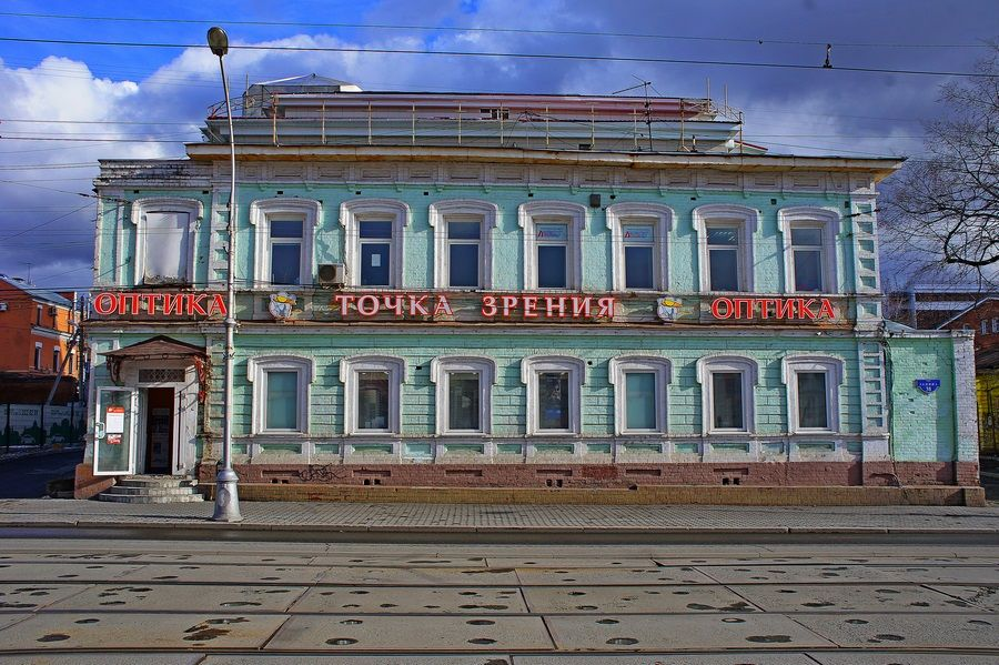 Дом купцов Степановых