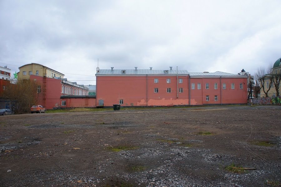Дом провизоров Кестер