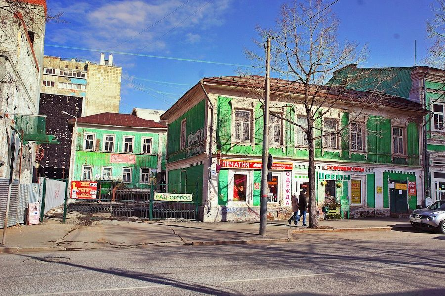 Сибирская улица