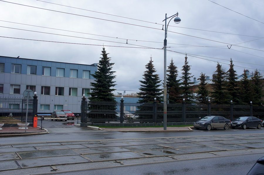 Центральная фотография Якунина
