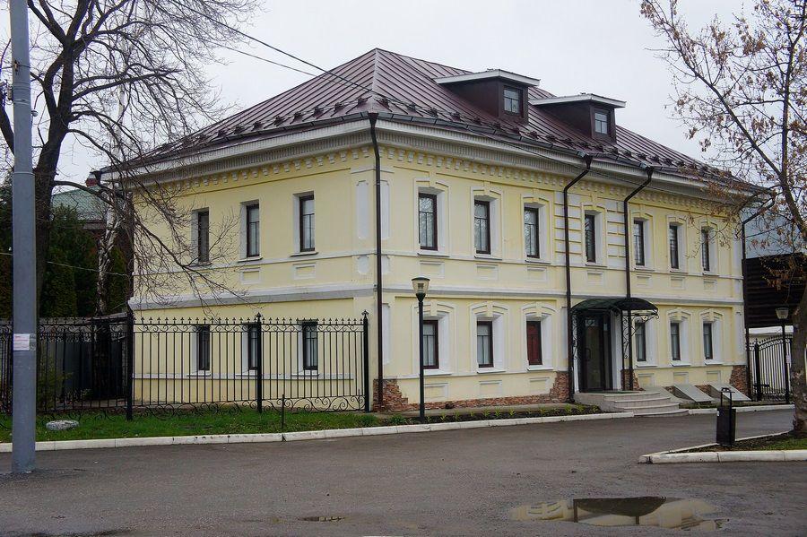 Дом Ф.В.Лазарева
