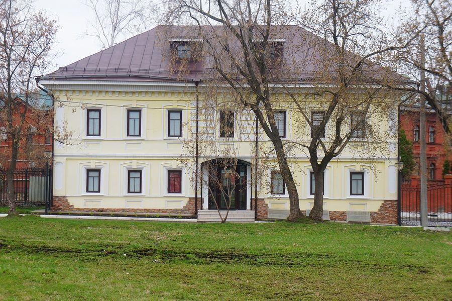 Дом Лазарева