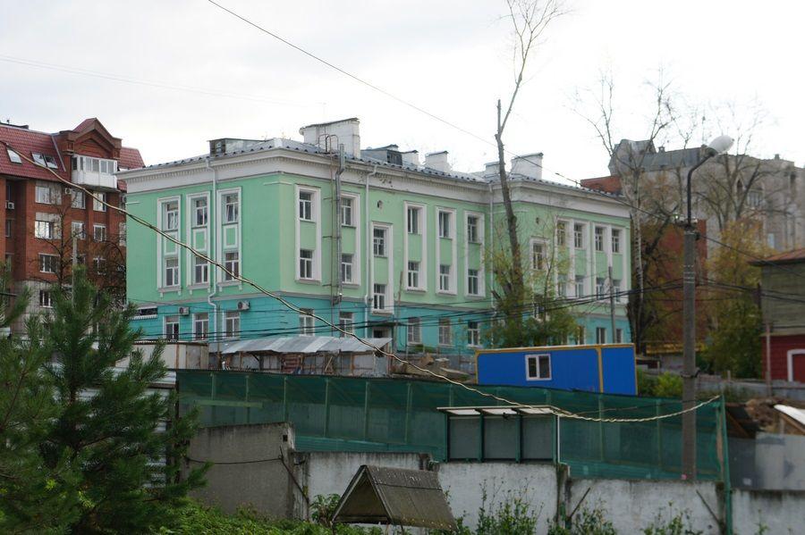 Петропавловская улица