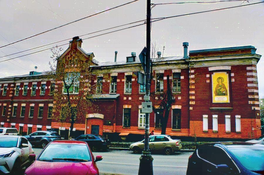 Городская клиническая больница № 2 им. Ф. Х. Граля