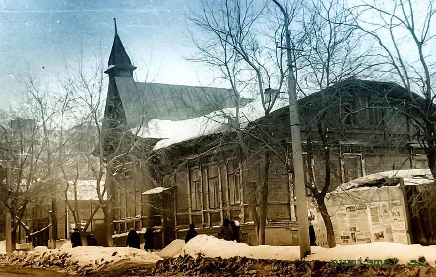 Дом трёх сестёр в Перми