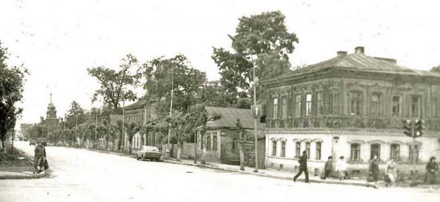Дом священника Рыжкова