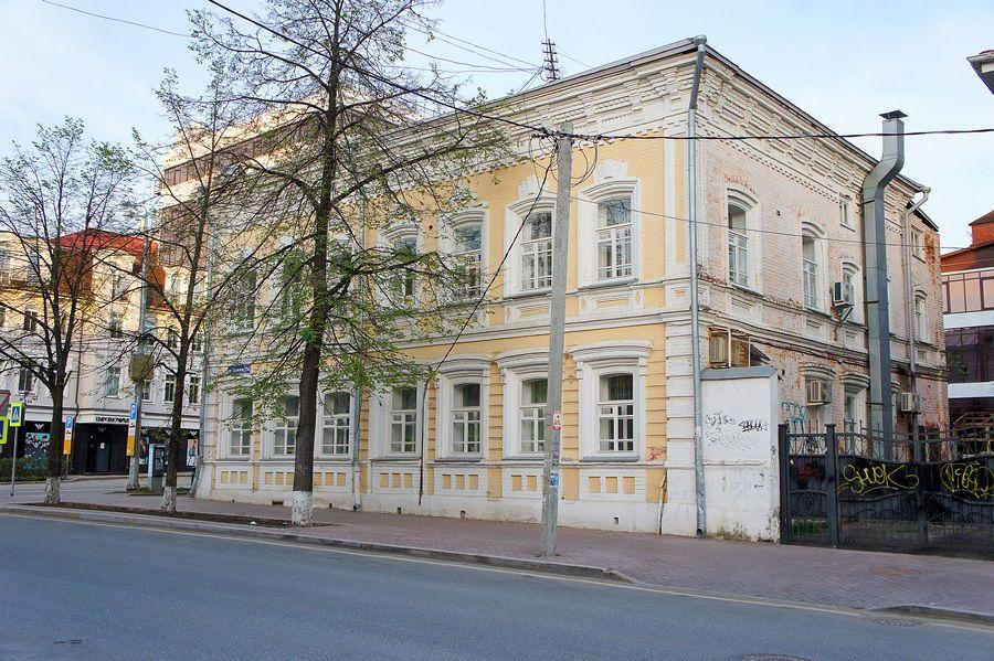 Частная женская гимназия Зиновьевой
