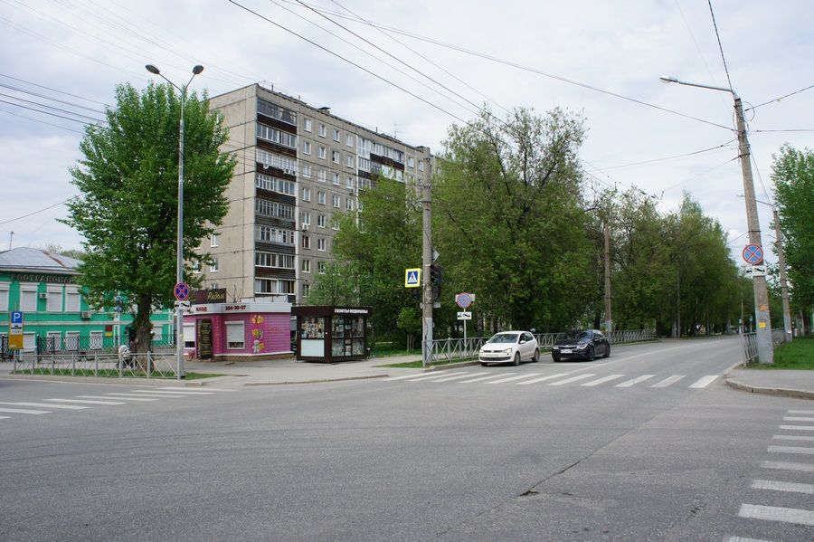 Женская гимназия имени Тургенева