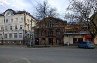 Дом Рябинина