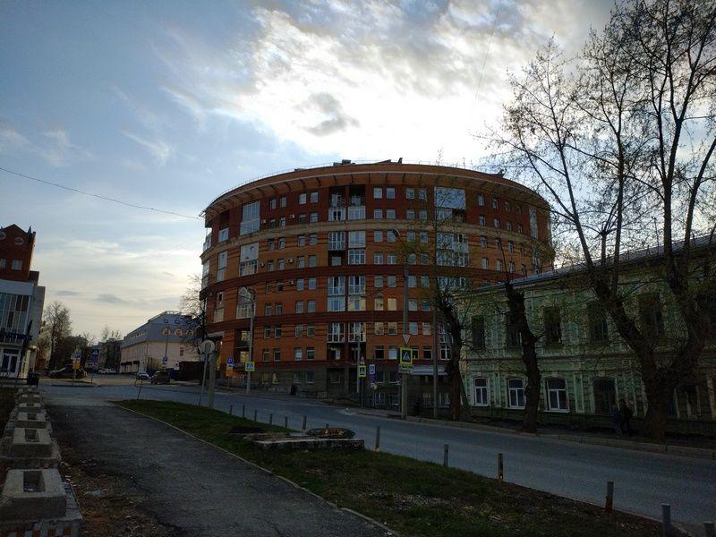 Дом купцов Александровых