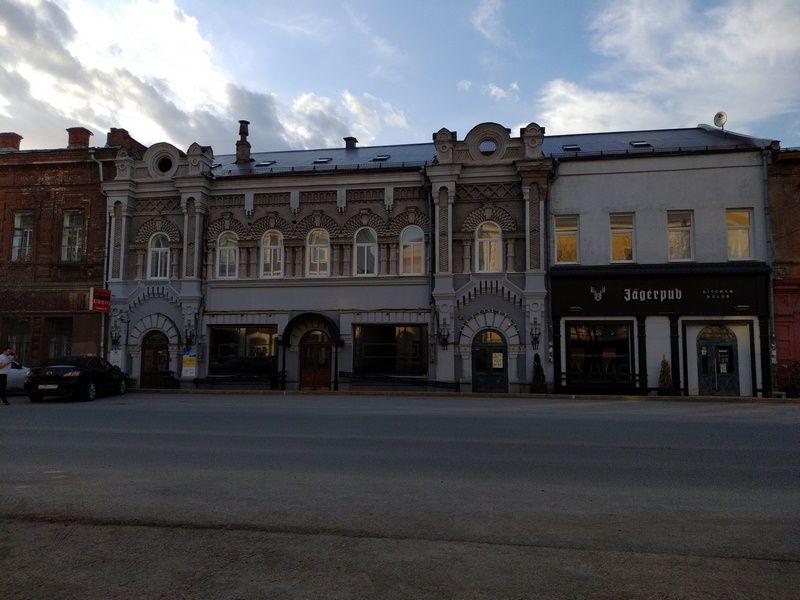 Дом купцов Боброва и Гаврилова