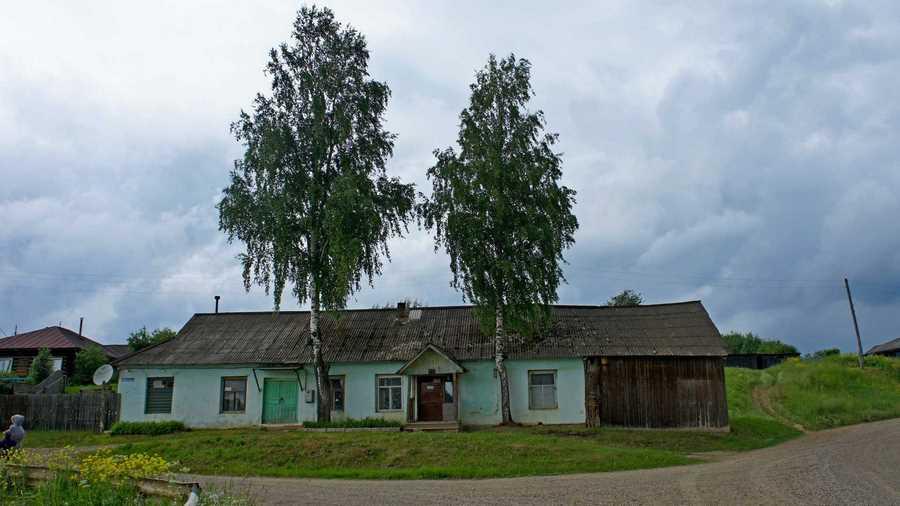 Красный Яр в Пермском крае