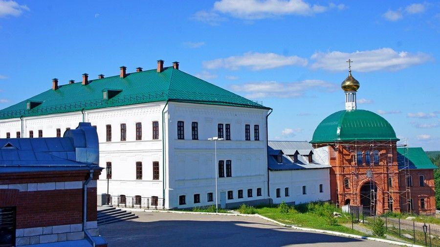 Белогорский монастырь