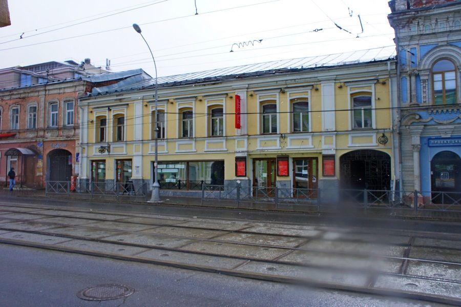 Улица Ленина