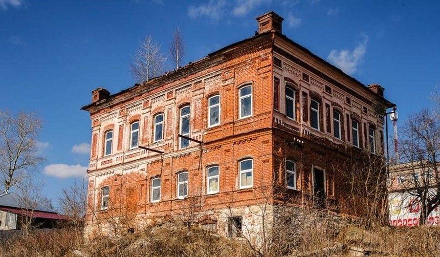 Дом общественного собрания в Добрянке