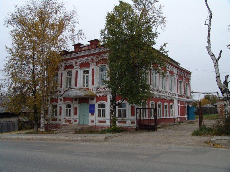 Дом торговца Варлашова в Добрянке
