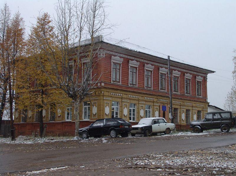 Женское народное училище в Добрянке