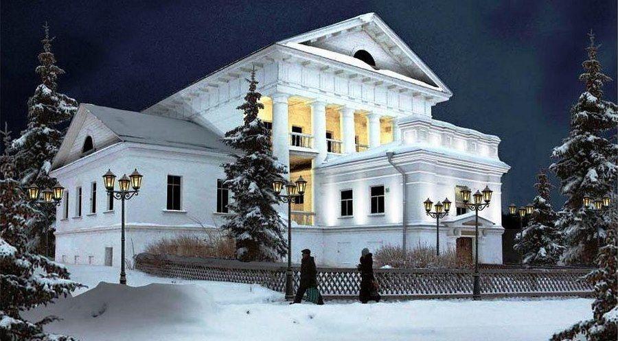 Поселок Ильинский