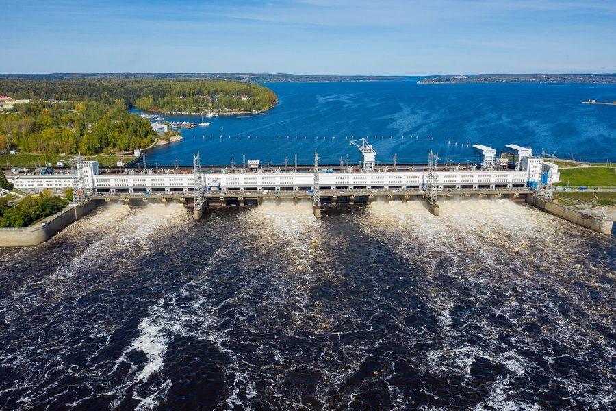 Камская ГЭС