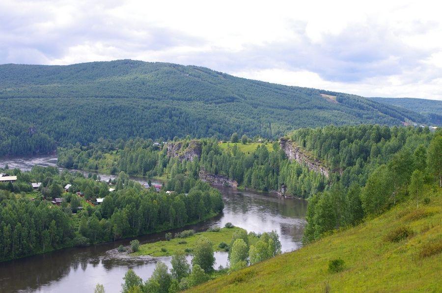 Гора Ладейная